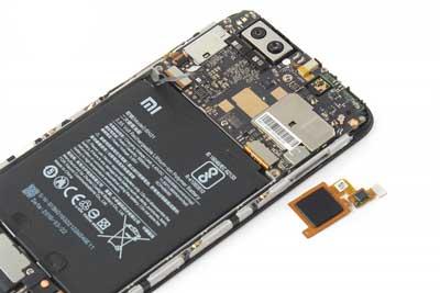 تعمیر موبایل شیائومی Xiaomi