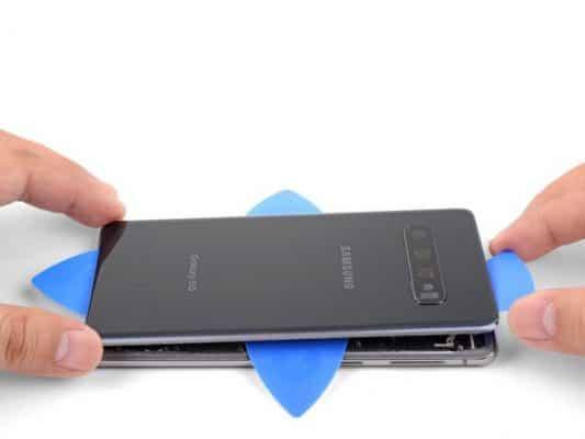 تعویض درب کاور گوشی همراه